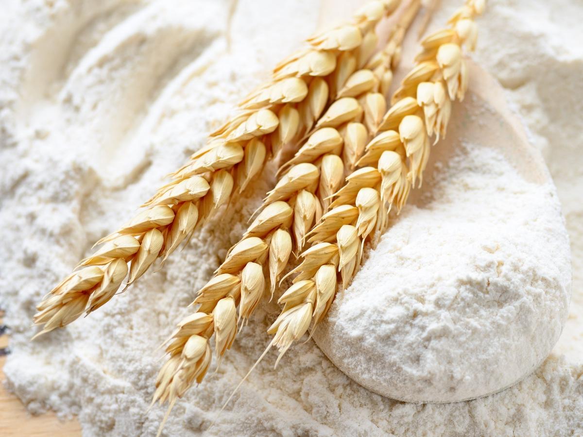 how to prepare wheat flour